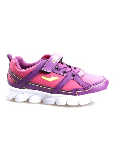 Cool 19-K11 Kız Çocuk Mor Günlük Spor Ayakkabı Mor
